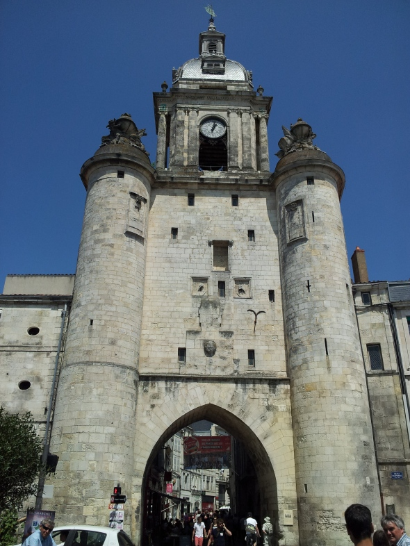La Rochelle: l'Horloge