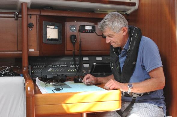 schipper of navigator?