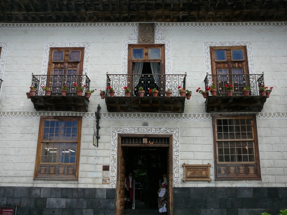 Orotava Casa des Balcones