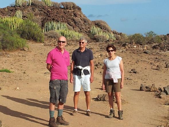 2013-10-31 wandelen bij Las Galletas
