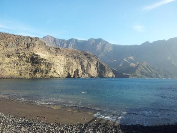 rotsen Puerto de las Nieves