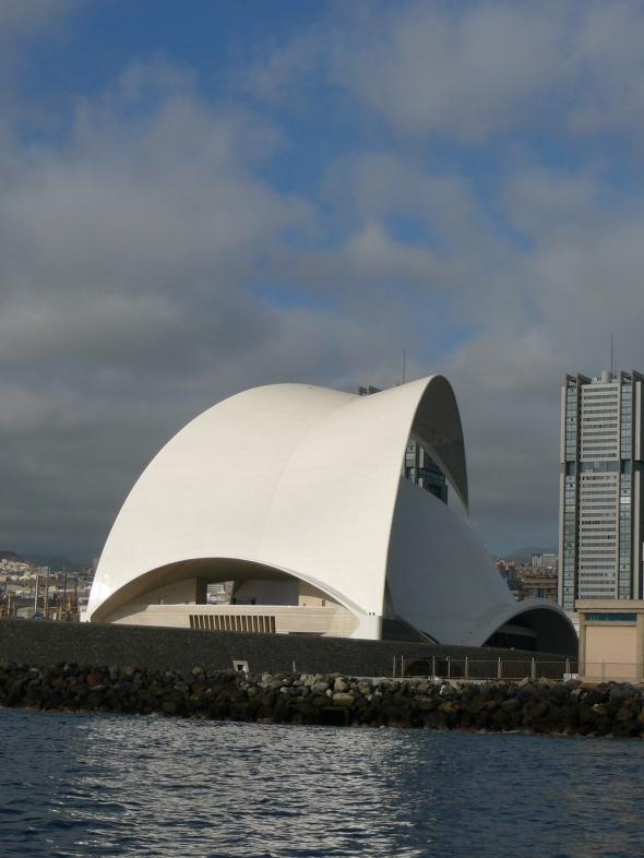 Theater en muziekcentrum van Santa Cruz de Tenerife