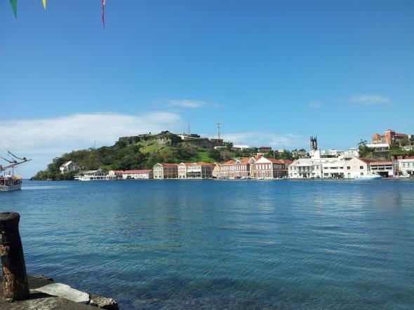 St. George waterfront - oude deel
