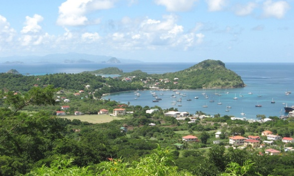 Tyrell Bay op Carriacou
