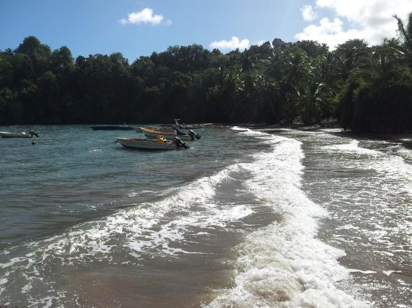 oostkust van Dominica