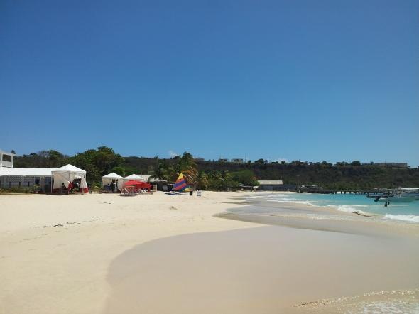 strand van Anguilla - Road Bay