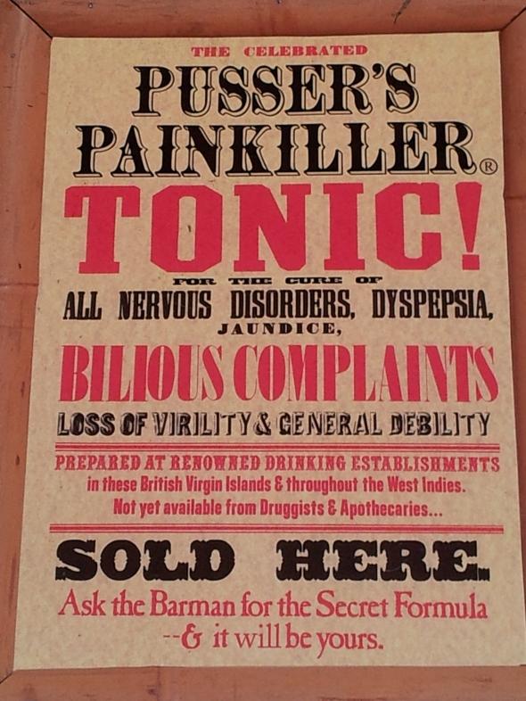 painkiller: nog niet geprobeerd, misschien vanavond?