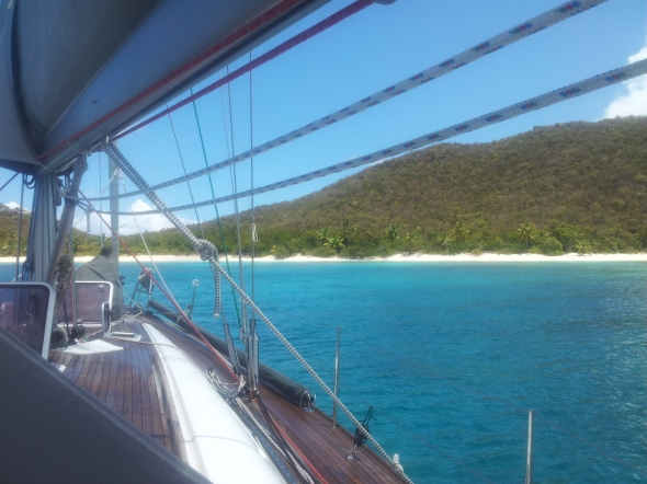 White Bay (Guana Island)