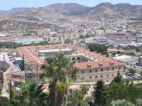 voor de boys: de TU van Cartagena, niet slecht...