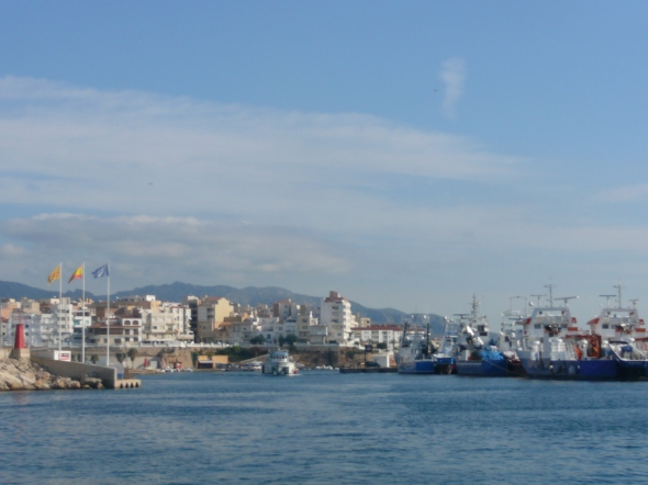 dehaven van l'Ametill de Mar