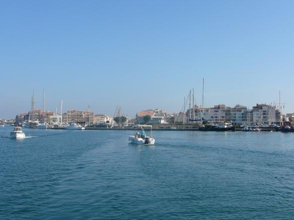 dehaven van Cap d'Agde
