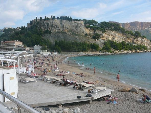 strand van Cassis