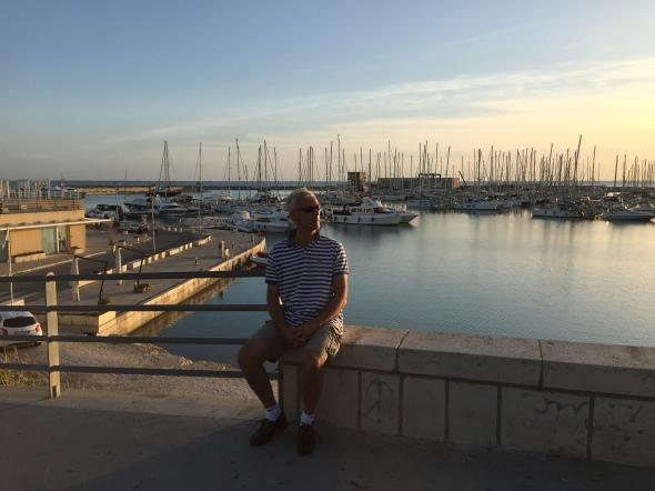 Pieter in Marina di Ragusa