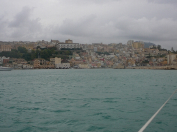 Sciacca vanaf zee