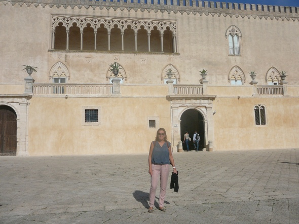kasteel Donnafugata