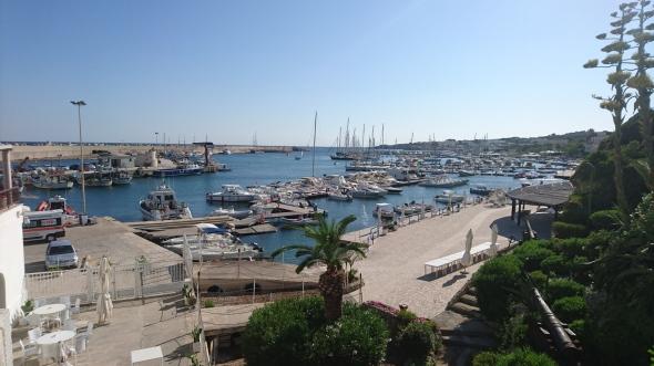 haven van Santa Maria di Leuca