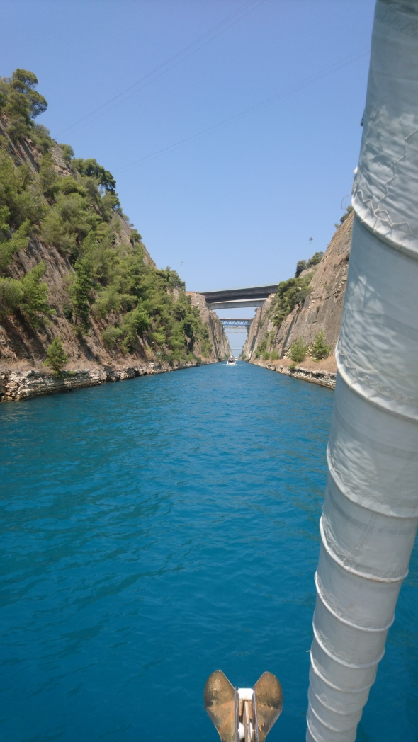 kanaal van Korinthe